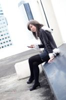 Durarara, Kanra: In The Middle by cure-pain