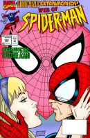 Web Of Spider-Man #125 Custom Colouring by Cotterill23