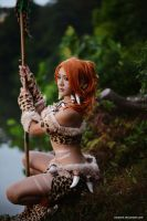 Nidalee - Patience is the art of hoping by vaxzone