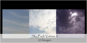 Sky Pack Volumn 3 by Insan-Stock
