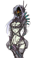 Opera The Regenarated Cyber-Undead by Wouhlven