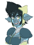 goblin gal by MagicalZombie