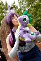 Twilight Sparkle Gala (My little Pony) Cosplay I by Eternal--Moon
