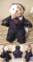 Phantom Bear for Lyanyne by BabyWolverine