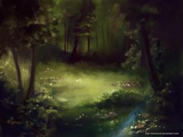 Forest by Shimanai