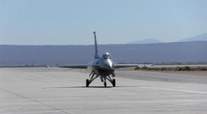 F-16 Runway by bustersnaps