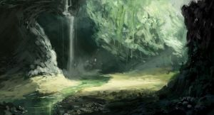 Speed Paint 38 by SamTheConceptArtist