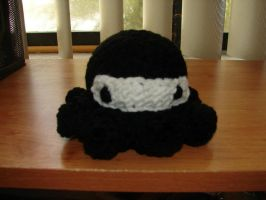 Ninja Octo by CreationsbyJolie
