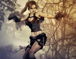 Lara Underworld revised by hiropon056
