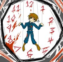 Tick Tock Goes the Clock by HiakaNeko