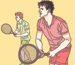 Tennis by Social-Cannibal