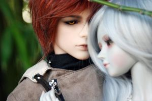 Lovely Pair 03 by deVIOsART