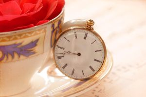 It's time for romance by Pamba