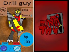Drill guy by pd123sonic