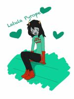 Latula Pyrope by Cheezit1x1
