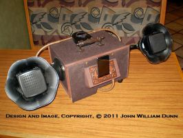 The Victorian Boombox by J-Wilhelm
