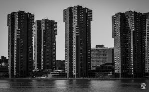 Manhattan East by sylvaincollet
