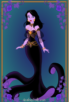 Young Ursula by lauraboo123
