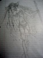 Aquilus--Concept Art by LadySephiroth