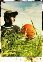 The basketball player by Biosintes