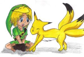mm- link n keaton by YerBlues99