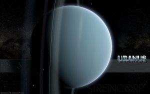 Odd Uranus by streincorp