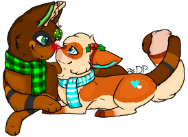 All I want for Christmas is you by Bailey-Kat