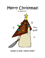Pyramid Head: does not approve by lacweal