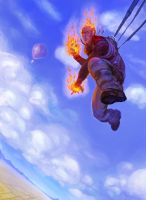 Parachute by Flaskpost