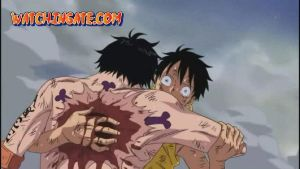 Worst One Piece Scene Ever. . . RIP Portgas D. Ace by CanadianGothStalker
