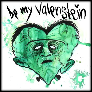 be my valenstein by GLoeNn