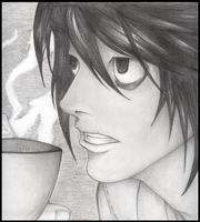 Death Note:L by Dimaa