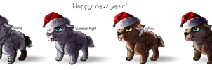 Happy new year by Kair-koko