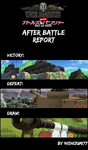 Girls und Panzer After battle report mod for WoT by Nishizumi77