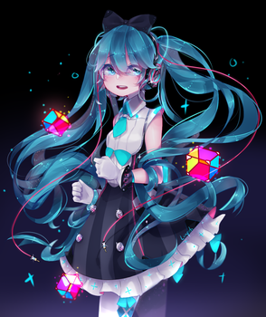 Magical Mirai 2016 by Justine-Linfeh