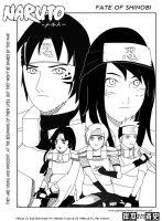 Fate Of Shinobi - Cover by PapilioPulvereos