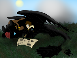 HTTYD:WAotD-Where to? by BlackDragon-Studios