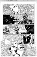 AQUAMAN Issue 06 Page 17 by JoePrado2010
