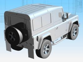 Defender 2 by cananea