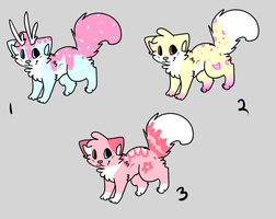 50 cent adoptables by wingedkin