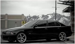 BMW E39 by RogueMarine
