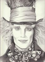 Mad hatter by be-a-sin