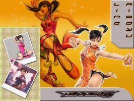 Ling Xiaoyu by Ali4st3r