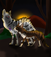 Hawkpath-Tail:AT by Aevaln