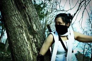 Cosplay: ANBU Tenten - Tree02 by TaoEmpress