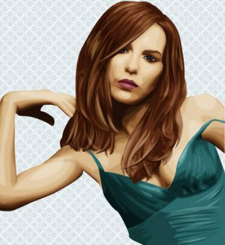 Kate Beckinsale by sixty7
