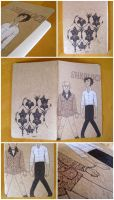 Sherlock journal by lily-fox