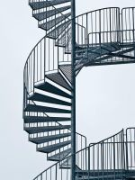 Stairs to sky by eswendel