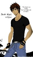 Jacob Black by twilight-in-darkness