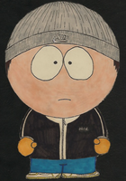 Me in South Park by BinaryDood